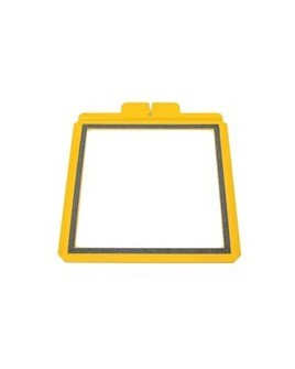 "1 SET CADRE JAUNE SL2 305MMX230MM (12""X9"" WINDOW SET SLIM LINE 2)"