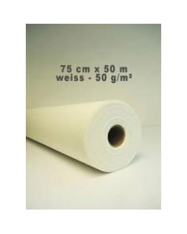 051SL75W E-ZEE StickOn LIGHT 50g 50mx75cm blanc