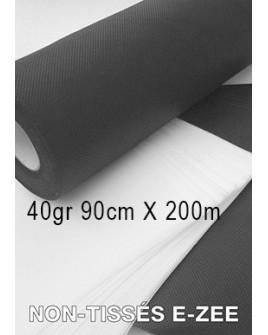 051  PS49W E-ZEE PES Soft 40gr 90cmx200m Blanc